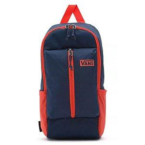 Sling Bag Vans Pro Stitched azul/vermelho