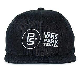 Boné Vans Pro Park Series preto