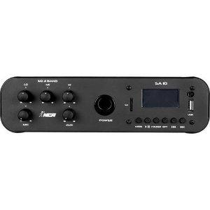 Amplificador p/ Som Ambiente 30W até 12 Caixas - SA 10 NCA