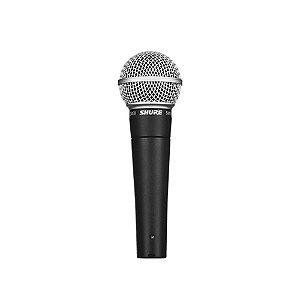 SM58-LC - MICROFONE DE MAO DIN Nr Serie: 3TK10673629 /