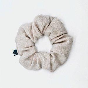 Scrunchie Amarrador De Cabelo Flannel