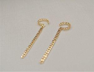 Fake Piercing Mimme Chains Pêndulo