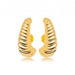 Brinco Mimme Ear Hook Croissant