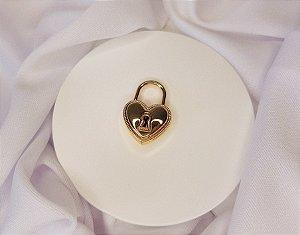 Pin Cadeado Fechadura - Coração