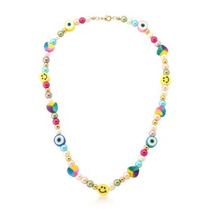 Colar Mimme Hype Beads Happy
