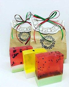 Sabonete Artesanal - Frutas