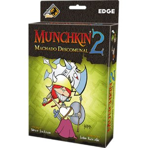 Munchkin 2 - Machado Descomunal (Expansão)