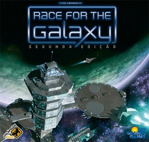 Race for the Galaxy 2a Edição