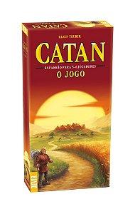 Catan - Expansão para 5/6 Jogadores