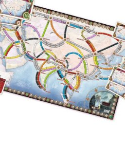 Ticket to Ride - Ásia (Expansão)