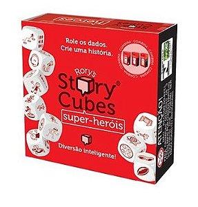 Rory's Story Cubes - Superheróis