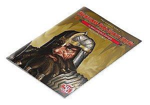 Dungeons & Dragons - Aventuras para a Quinta Edição 01: A Maldição Áurea