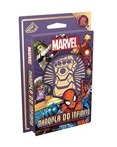 Marvel - Manopla do Infinito (Um Jogo Love Letter)