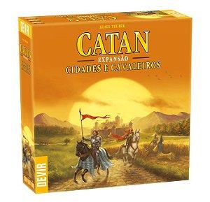 Catan - Cidades e Cavaleiros (Expansão)