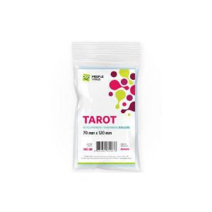 Sleeves Tarot 70 x 120 mm (MeepleVirus)