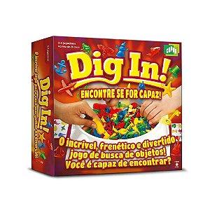 Dig In - Encontre se for Capaz