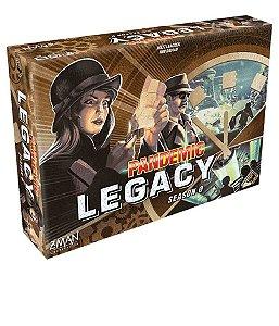 Pandemic Legacy - Season 0 (Zero)