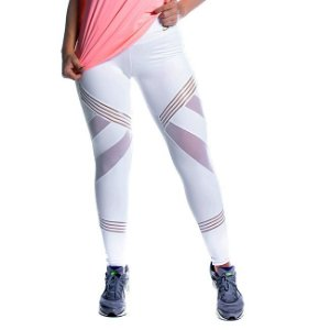 Legging Sansations Branca Movimento e Cia
