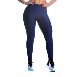Legging Light Power Azul Marinho Movimento e Cia