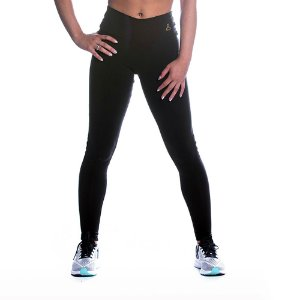 Legging Supplex Preta Movimento e Cia