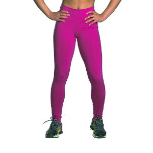 Legging Supplex Pink Love Movimento e Cia