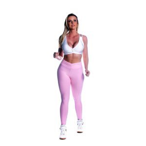 Conjunto Top e Legging  Movimento e Cia