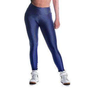 Legging Oregon Azul Movimento e Cia