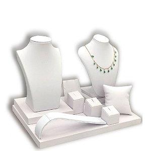 Kit Expositor Napa branco 01