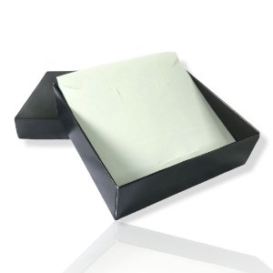 Caixinha Preta para conjunto - Color 10x10x3