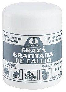Graxa Grafitada Cálcio 80g Garin