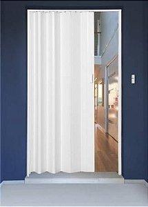 Porta Sanfonada 60cm Branca