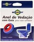 Anel Vedação Vaso Sanitário c/guia
