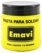 Pasta Solda Emavi 110g