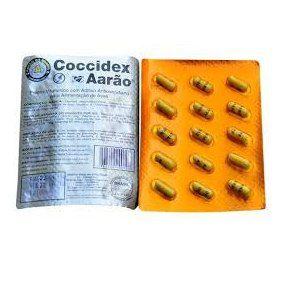 Coccidex Cartela 15 Comprimidos