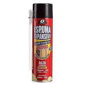 Spray Espuma Expansiva PU 500ml Garin