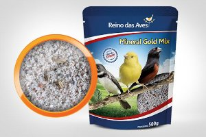 Mineral Gold Mix 500grs