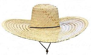 Chapéu Palha Gigantinho C/ Barbelo