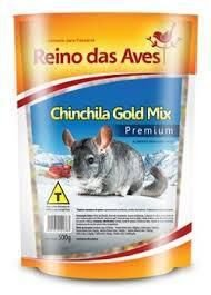 Chinchila Gold Mix 500grs