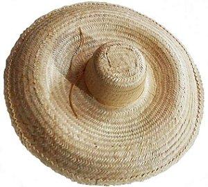Chapéu Palha Gigantão C/ Cordão