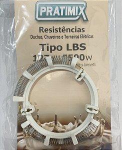 Resistência 127V 5500W - Tipo LBS