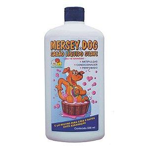 Shampoo Dog Suave Anti Pulgas 500ml