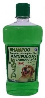 Shampoo Anti Pulgas / Carrapatos Dugs 500ml