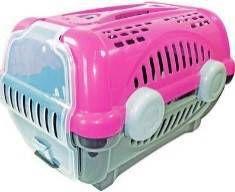 Caixa Transporte Luxo N.01 Rosa