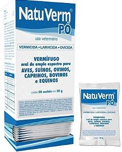 Natu Verm pó 20g
