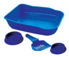 Kit Bandeja Single Azul
