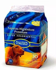 Tapete Higiênico Premium Chalesco 60x90 Com 30un