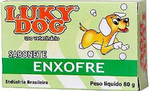 Sabonete Enxofre 80g