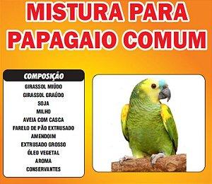 Mistura para Papagaio Comum 10kg