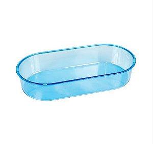 Banheira G Azul Oval 400ml 6pcs