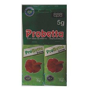 Pro Betta Show Cartela Com 30 5grs